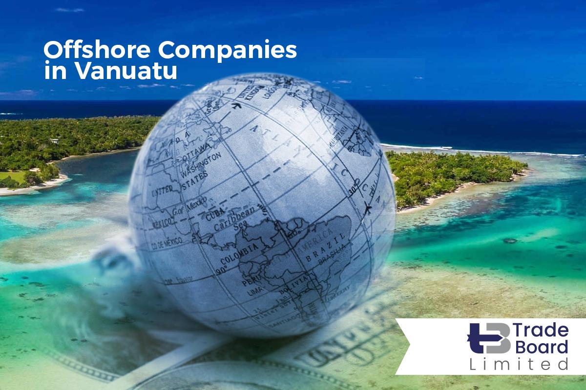 All About Offshore Companies in Vanuatu